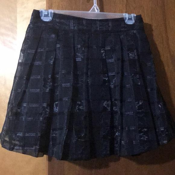 Tobi Dresses & Skirts - Black skater skirt